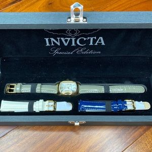 NWT Invicta Lady Baby Lupah Interchangeable Set